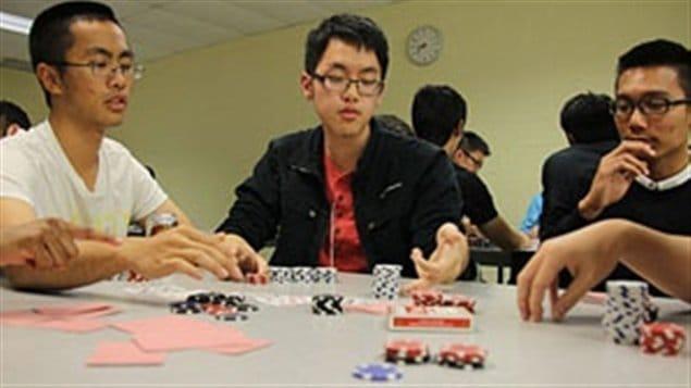 University of waterloo poker poker flats alaska haarp