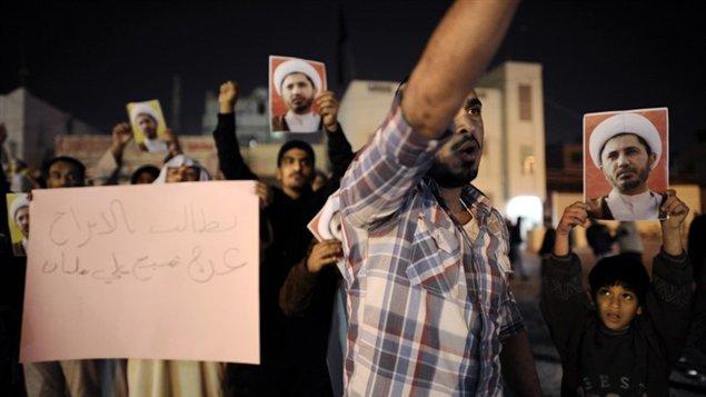 معارضون بحرانيون