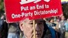 Hong Kong: l'avenir de la démocratie incertain (2014-09-05)