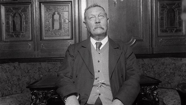 Arthur Conan Doyle, le créateur de Sherlock Holmes
