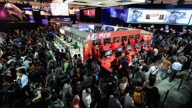 Le Consumer Electronic Show de 2011.