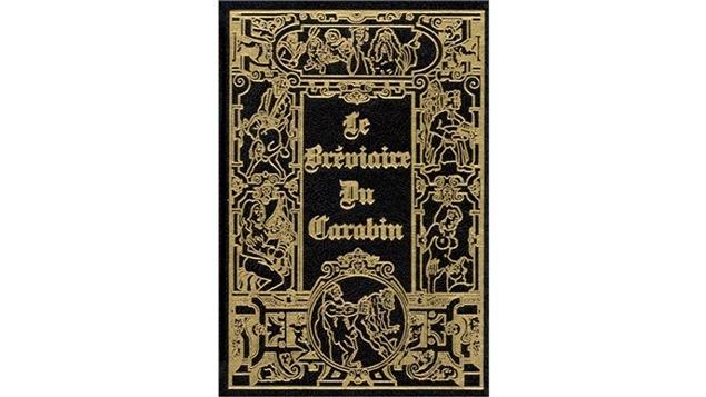Couverture du <i>Bréviaire du carabin</i>, publié aux éditions Simep.