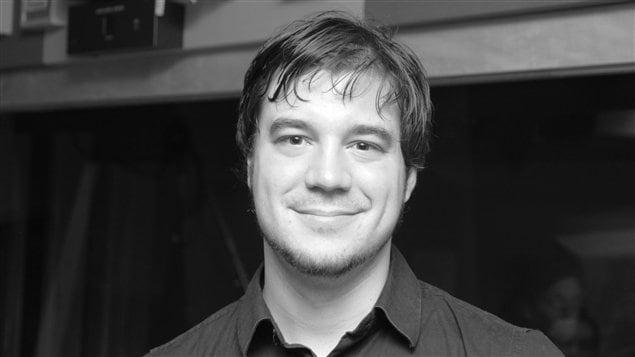 Alexandre Lavallée est l'instigateur de la campagne Ensemble contre la philophobie