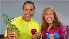 Hal Johnson et Joanne MacLeod de l'émission BodyBreak