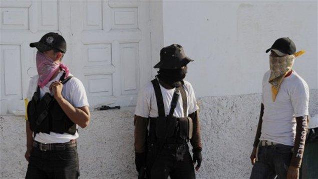 gobernador de michoacan solicito ayuda al gobierno federal en mexico