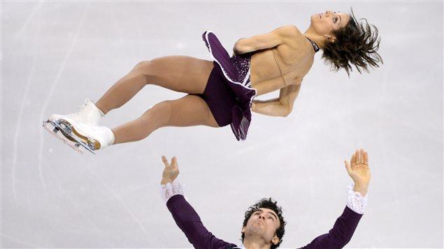 Meagan Duhamel et Eric Radford ont remporté le Championnat canadien de patinage artistique cette fin de semaine à Ottawa.