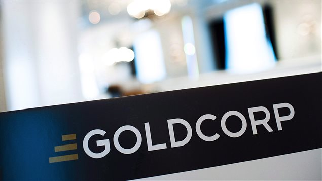 Logo de Goldcorp