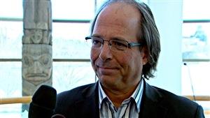 Gilles Picard, directeur général de Tourisme Outaouais.