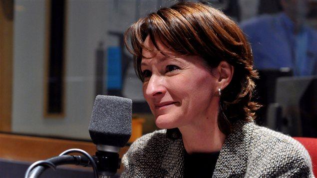 Johanne Brodeur, bâtonnière du Québec