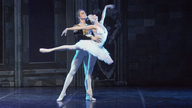 Yulia Makhalina et Mikhail Venchikov