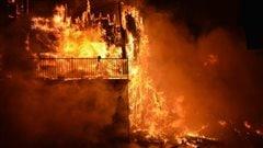 Les flammes ont tout ravagé.