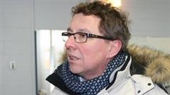 Le député libéral de Rivière-du-Loup-Témiscouata Jean D'Amour