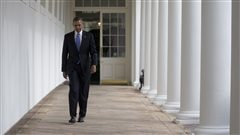 Barack Obama à la maison blanche