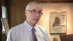 L'avocat Roger Lepage