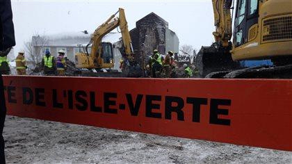 Les pompiers de L'Isle-Verte seront formés par ceux de Rivière-du-Loup - Radio-Canada