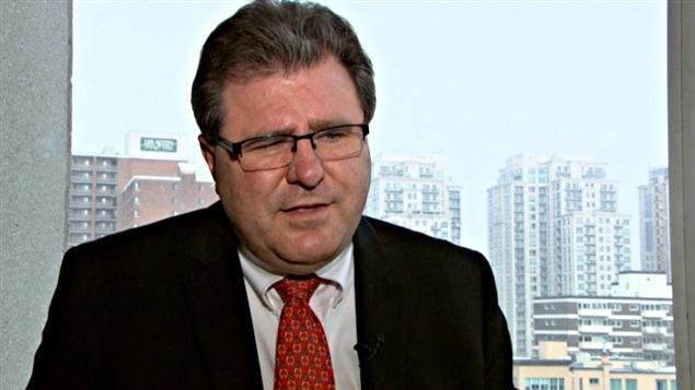 Gilles Levasseur, professeur de gestion et de droit à l'Université d'Ottawa.