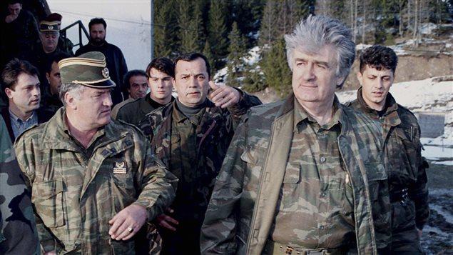 Radovan Karadzic, (d) ancien