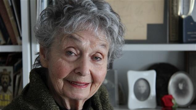 Kim Yaroshevskaya, en janvier 2014