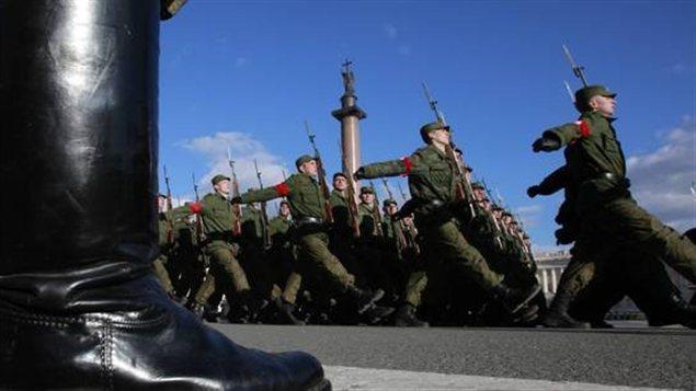 Les forces armées veilleront aussi à la sécurité à Sotchi.