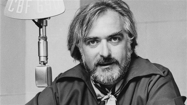 Jacques Languirand le 19 août 1971