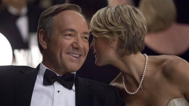Image de la série <i>House of cards</i>