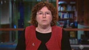 Anne Saint-Marie, responsable des communications chez Amnistie internationale