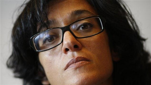 Michela Marzano, députée italienne du Parti Démocrate dans la circonscription Milan (Lombardie)