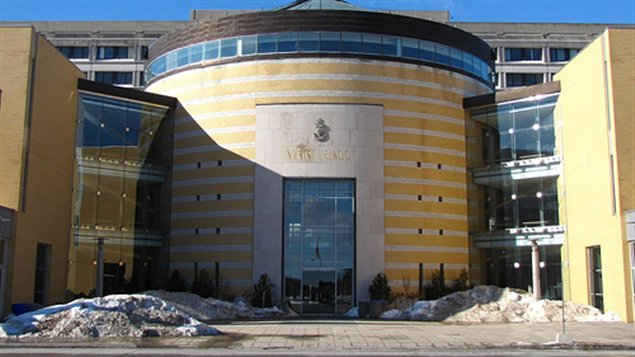 Université York à Toronto.
