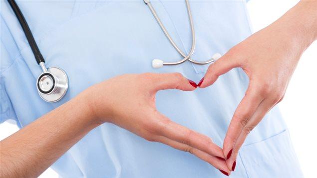 Le métier d'infirmière, une vocation