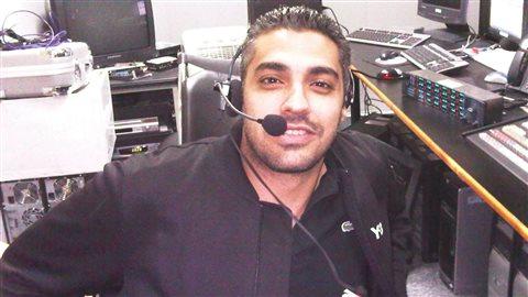 Le journaliste canado-égyptien Mohamed Fahmy