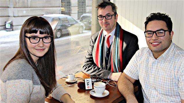 Jeunes entrepreneurs montréalais