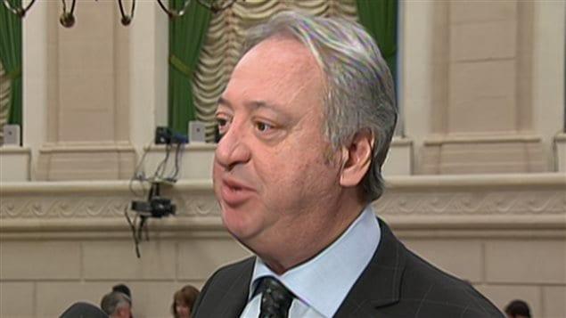 Claude Dauphin, Président de la Fédération canadienne des