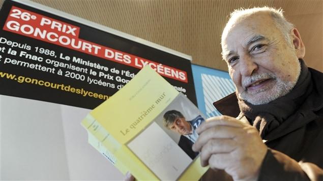 L'auteur marocain Tahar Ben Jelloun