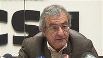 Jean Lacharité vice-président de la CSN