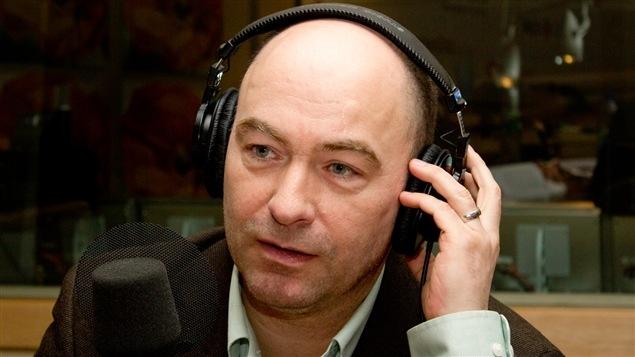 L'auteur Michael Delisle.