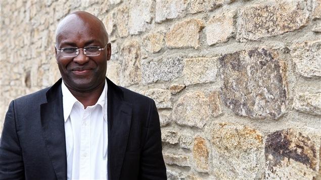 L'auteur et historien Achille Mbembe.