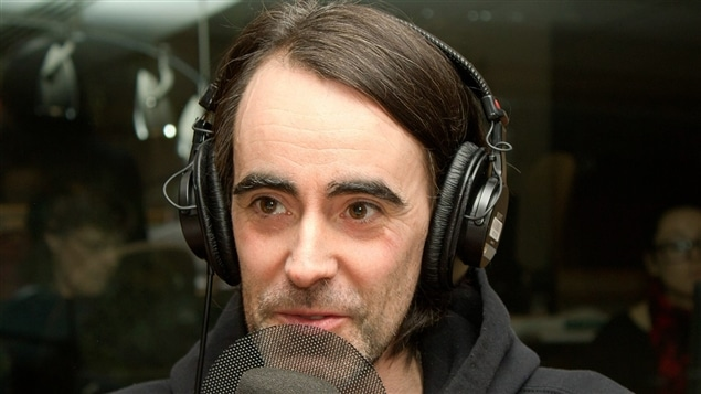 Le rappeur et auteur Sébastien Fréchette, alias Biz.