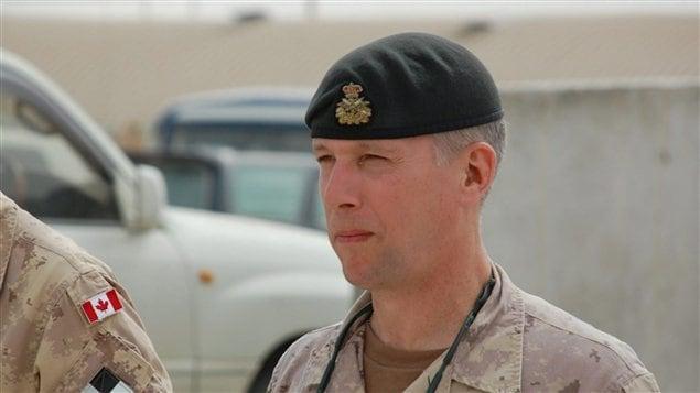 El ex teniente general Andrew Leslie