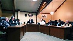 Le maire de Shannon, Clive Kiley, a tranché au conseil municipal lundi soir.