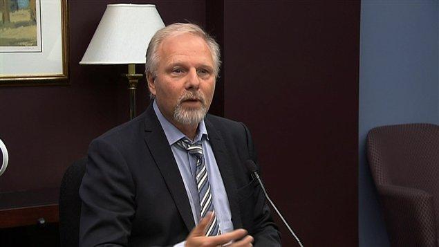 Jean-François Lisée, ministro de Relaciones Internacionales, de la Francofonía y del Comercio exterior de Quebec.