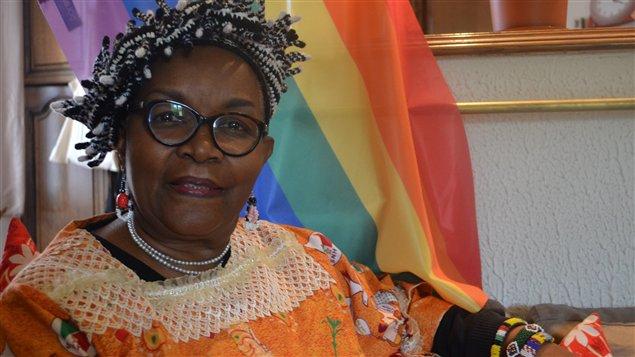 L'avocate Alice Nkom se bat depuis dix ans pour défendre la cause des homosexuels au Cameroun.