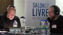 René Homier-Roy et Bado