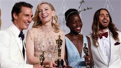C'était le 86e cérémonie des Oscars hier. Patricia nous résume la soirée