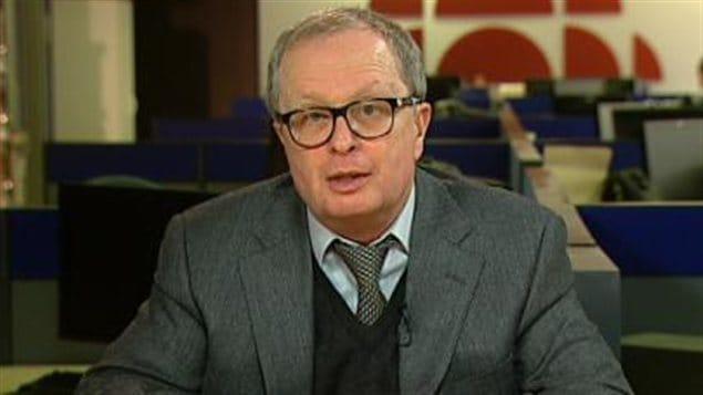 Alain Barré, professeur de droit du travail à l'Université Laval