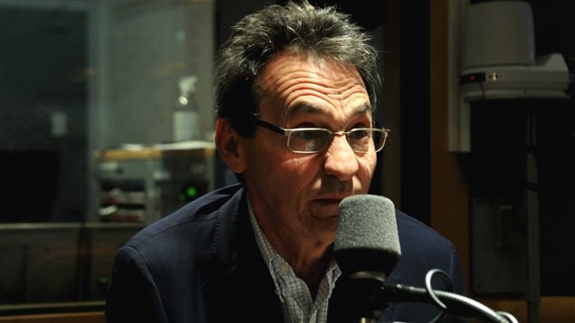 Richard Bergeron veut retenir les classes moyennes à Montréal en améliorant la mobilité.