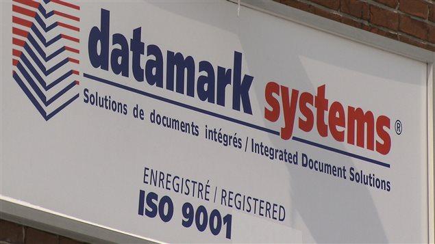 L'entreprise québécoise Datamark Systems fermera ses portes, ce qui forcera la mise à pied de 400 personnes à travers le Canada.