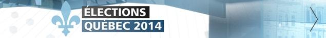 Élections 2014 - sitôt élu premier ministre, Philippe Couillard promet de gouverner dans la