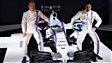 Massa et Bottas restent chez Williams