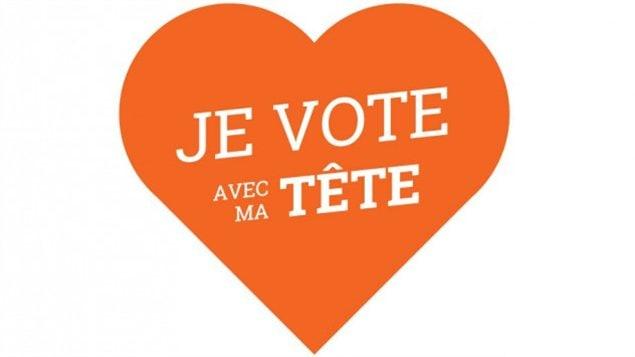 Le slogan retenu par Québec solidaire pour cette campagne électorale.
