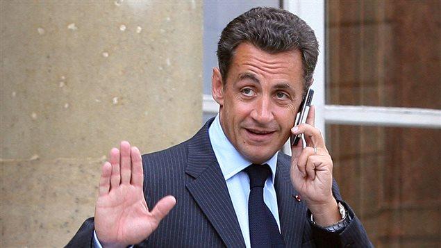 L'ex-président français Nicolas Sarkozy a annoncé son retour en politique.